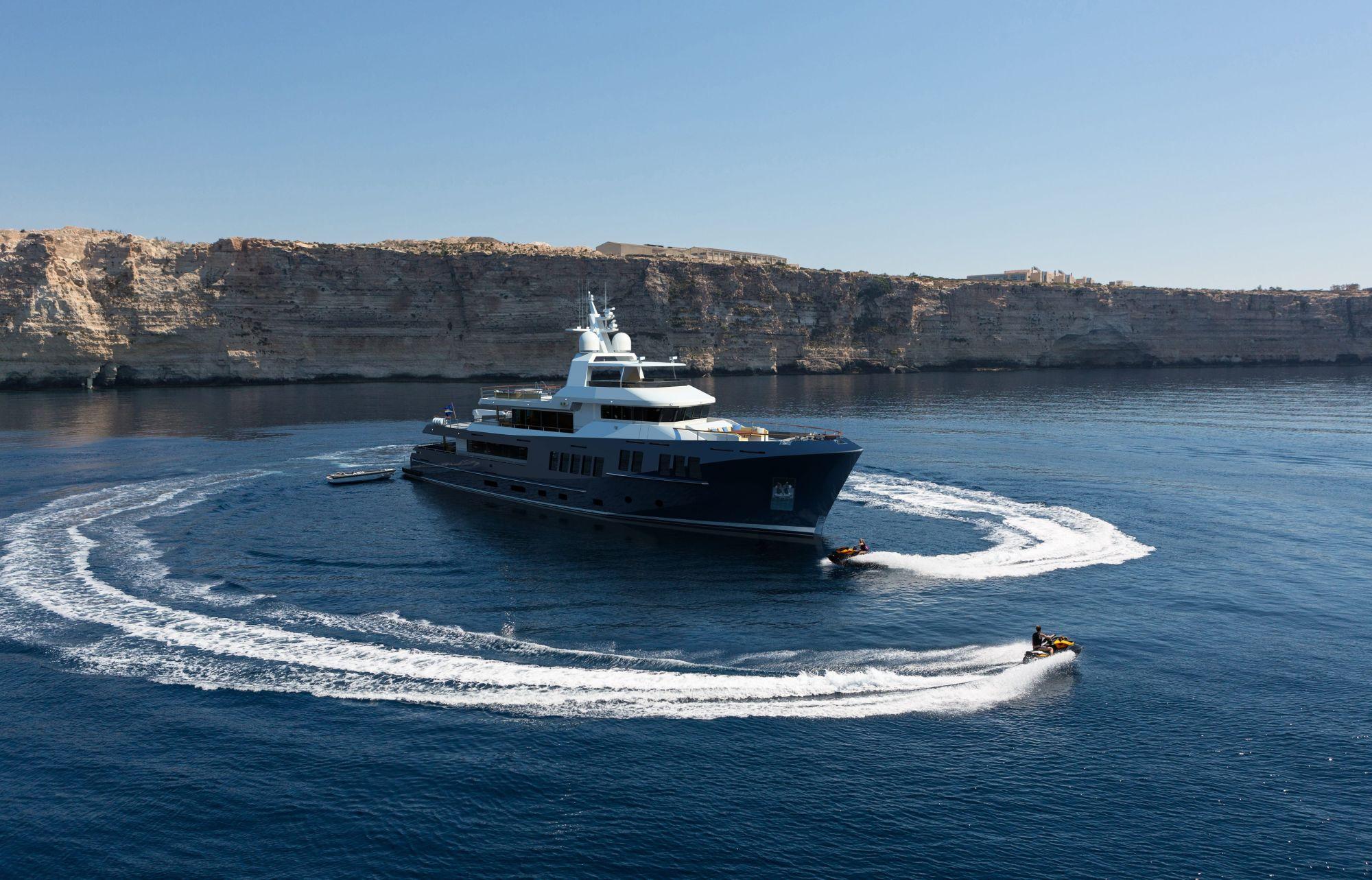 Super Yachts (>24M)